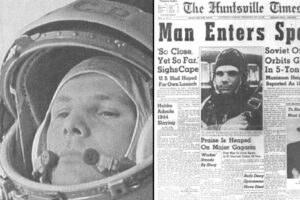 60th Anniversary of the First Manned Spaceflight