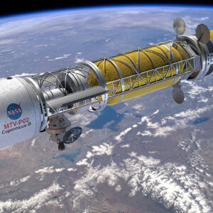 Nuclear Space Propulsion